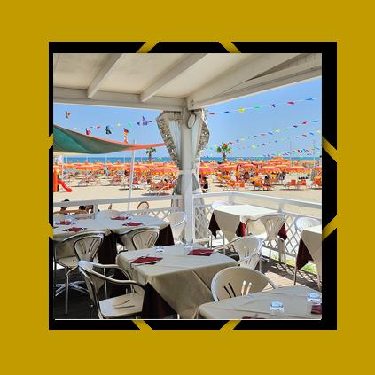 Residence with Restaurant in Rimini Cavalluccio Marino