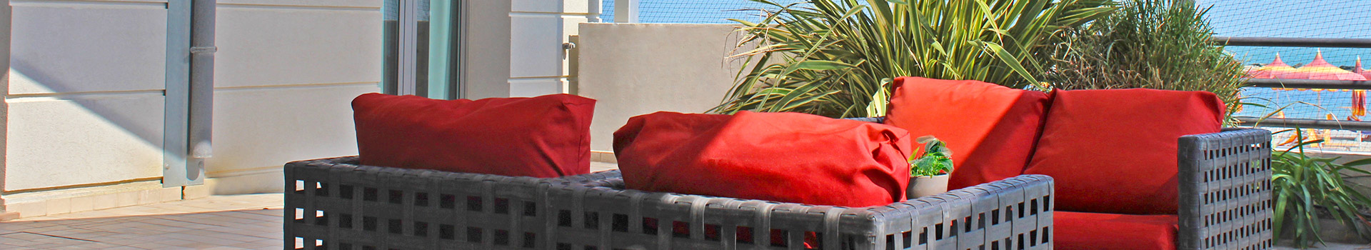 Residence e Hotel Rimini Cavalluccio Marino Fronte Mare