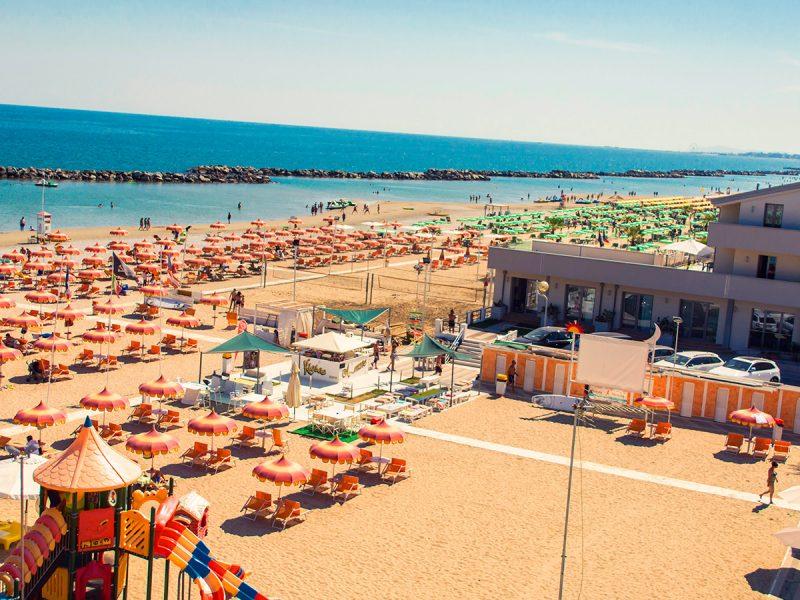 Hotel Fronte Mare 3 Stelle Superior Rimini